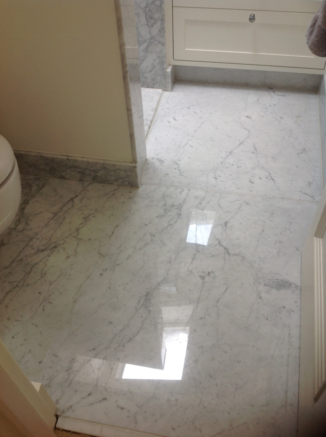 marble bathroom floors. Marble Bathroom Floors Large Format Floor Slabs. This One Is Carrara From Italy. O