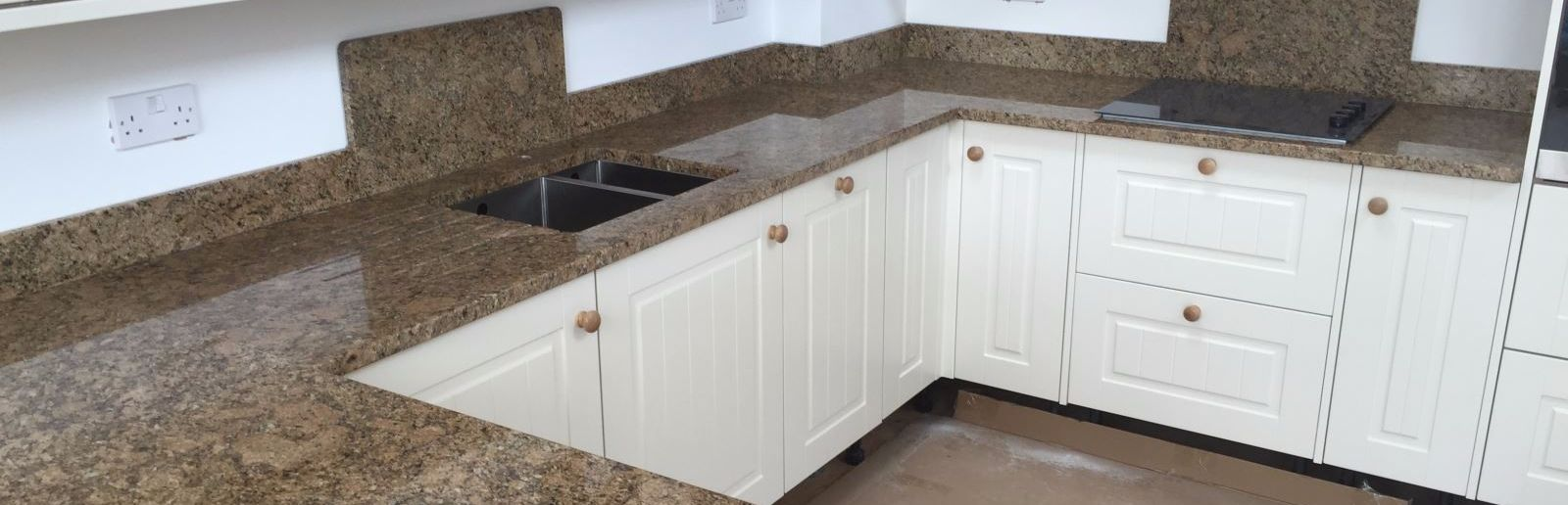 Granite kitchen worktops - choose your Stone and we'll create your kitchen worktops